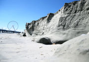 See the erosion effects 2 nor'easters had on Jersey Shore