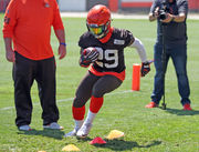 Why Browns' Duke Johnson is 'very optimistic' about ongoing extension talks
