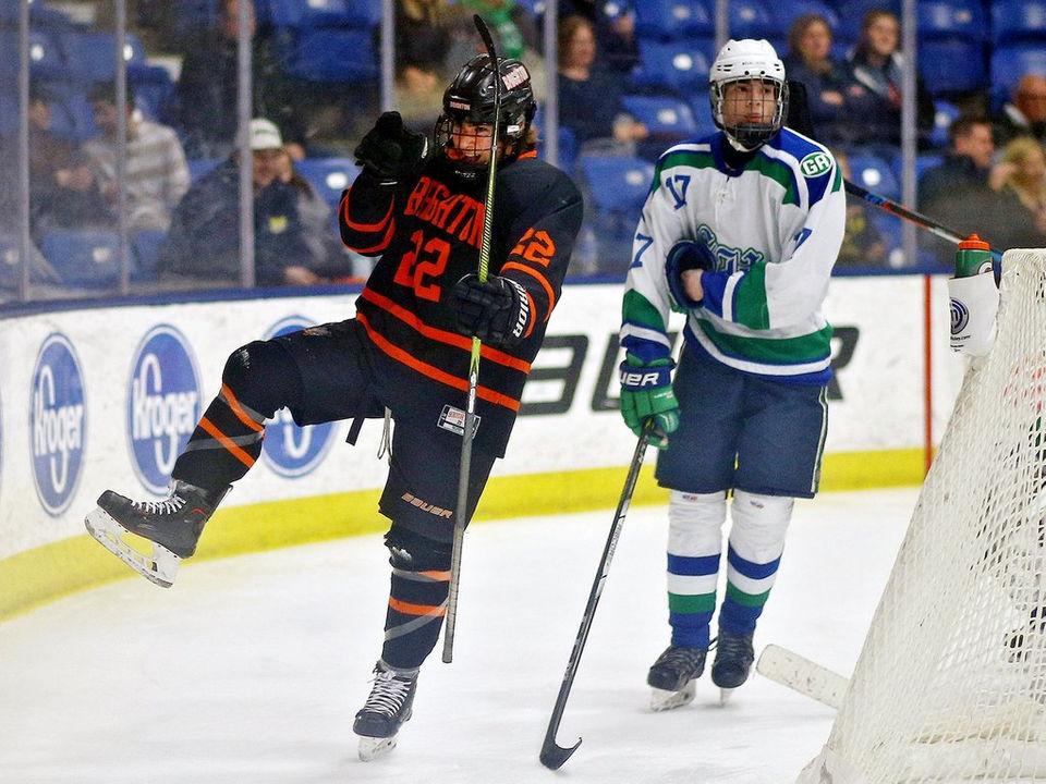 Latest Michigan Boys High School Hockey Rankings Mlive Com