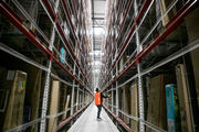 See inside the massive Amazon fulfillment center in Michigan