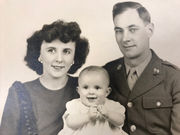'My two sweethearts:' WWII Christmas letters to wife, daughter tell story of lonely, patriotic soldier