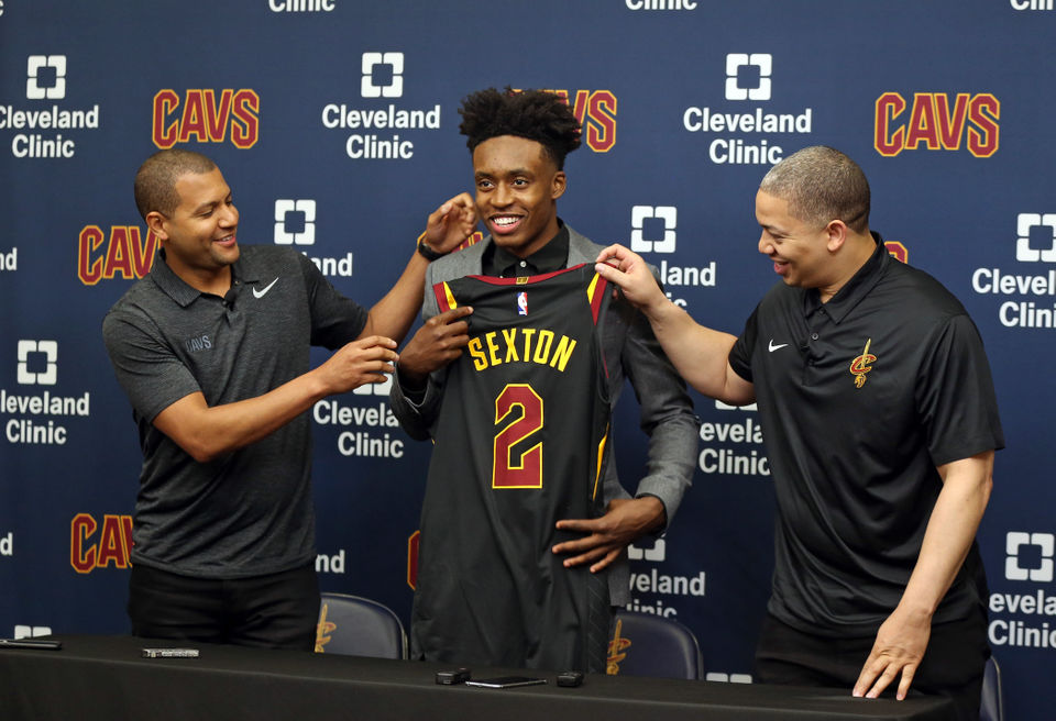 promo code d00d6 d62ee Can Collin Sexton shoot well enough for Cavaliers to be ...