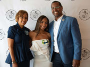 NOMTOC Queen Select Chloe M. Sanders honored at 'Brunchin' in Style'