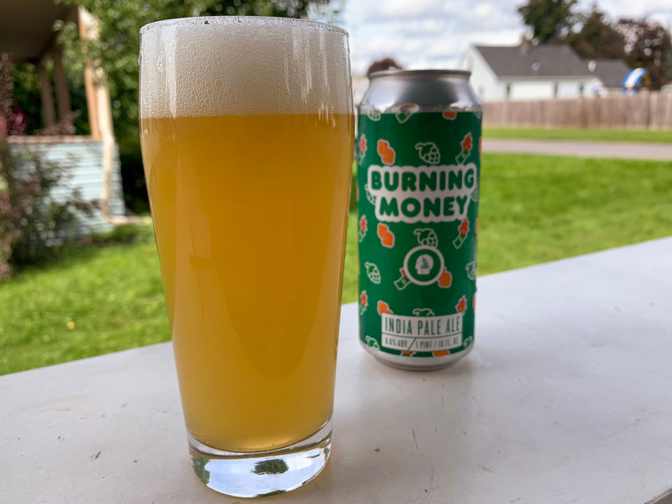 Haze and more from Buffalo's Thin Man Brewery (Beer review)