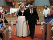 Multiple free weddings unite betrothed couples at Berea church