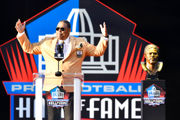 Robert Brazile finally 'at home' with enshrinement in Pro Football Hall of Fame