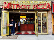 Our taste test of Buddy's, Detroit-inspired pizza spot in New York City