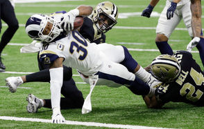 The Los Angeles Rams are set to take on the New England Patriots in Super Bowl 53 at Mercedes-Benz Stadium in Atlanta, Ga., on Sunday, Feb. 3, 2019. It is a game that will be viewed by hundreds of millions of people, and many of those will be watching with money on the line. The Super Bowl is one of the biggest gambling days of the year, with fans having the ability to bet on everything from who scores the first touchdown to the final score and Tom Brady's passing total. Here are some interesting prop bets for this year's Super Bowl, courtesy of Fan Duel.