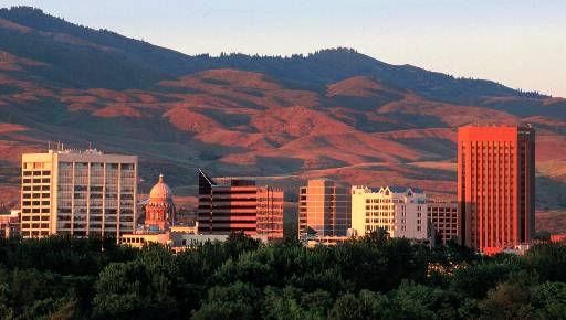 4. Boise, Idaho