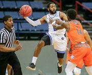 He can't shoot? Lamont Berzat's career night lifts UNO basketball to CBI quarterfinals