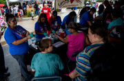 Free medical, dental screenings given at health fair in Saginaw