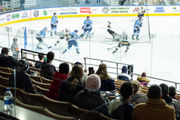Barry Almeida scores game's first goals, but Worcester Railers fall 3-1 at Maine