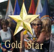Gold Star Families Memorial Monument dedicated at Louis Stokes VA Medical Center (photos)