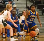 Flint girls basketball roundup: Kearsley hands Hamady 3rd loss; Caitlyn Bruff scores 1,000th