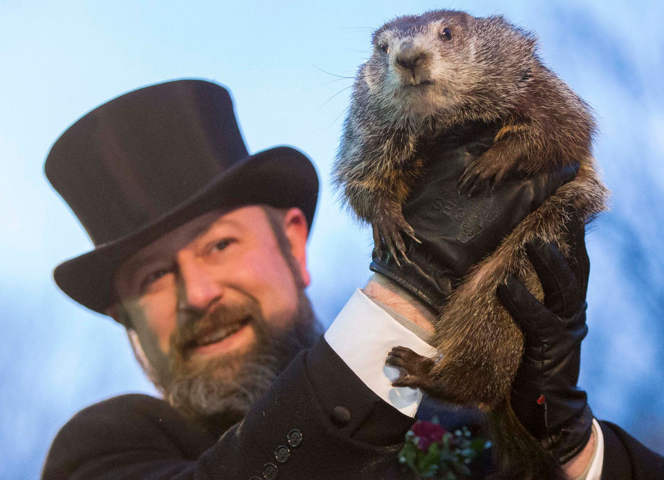 When is Groundhog Day 2019? Will Punxsutawney Phil see his shadow