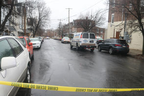 Allentown police said shots rang out Sunday, Dec. 16, 2018 at Elliger and Allen streets.