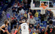 Live: Chat with New Orleans Pelicans beat writer Will Guillory about DeMarcus Cousins, Rajon Rondo