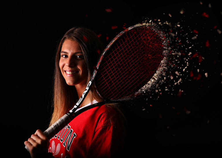 Easton S Jacobs Is 2018 Lehighvalleylive Girls Tennis Player Of The