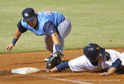 New Orleans Baby Cakes host Colorado Springs Sky Sox: photo gallery