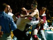 Parenti seals Phillipsburg wrestling win over North Hunterdon in final second