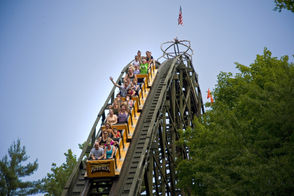 Our area is overflowing with great options for thrilling roller coaster rides. With Hersheypark in our backyard, Dorney Park & Wildwater Kingdom, Knoebels Amusement Resort, Dutch Wonderland only short trips away, and numerous other amusement parks still in driving distance, our coaster cup runneth over. So once again, with National Roller Coaster Day on August 16, we decided to update last year's list of notable rides in our state, but looking solely at roller coasters -- including one new one since last year. We went through some of the best coasters that Pennsylvania has to offer, and select 10 worth highlighting. Rather than look at just one category -- tallest, fastest, biggest drops -- these 10 coasters offer a variety of thrills for all riders.