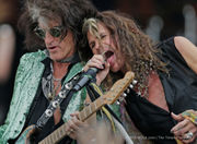 Aerosmith sings for the years, laughter and tears at Jazz Fest 2018