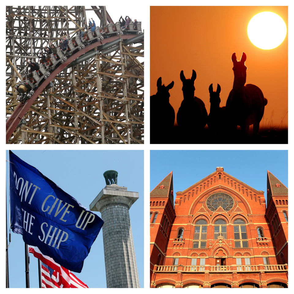 10 Ohio road trips with playlists curated by the Rock & Roll Hall of Fame
