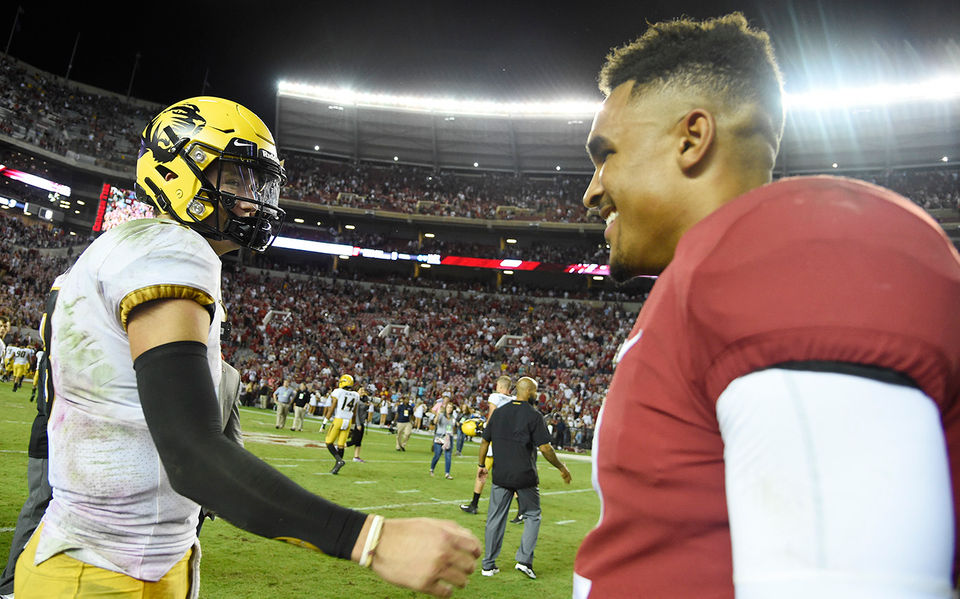 What they're saying in Missouri after Tigers lost at Alabama