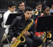 Community Music School of Springfield gives pop-up concert at Union Station (photos)