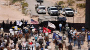 BLM made serious mistake with show of force at Nevada standoff, retired agency officials say