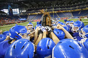First look at high school football state championship games