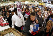 Thanksgiving, Black Friday and weekend store hours of malls, chains in the Lehigh Valley