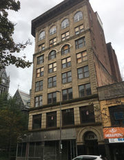 'The Prudential,' Holyoke's tallest office building, sells at foreclosure auction; new owner seeks partners in redevelopment