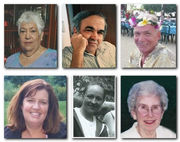 Obituaries from The Republican, July 16, 2018