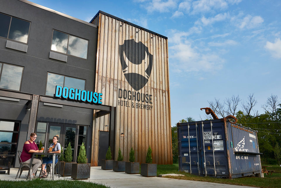 Columbus Ohio Back Pages >> Ohio S First Brewery Hotel Brewdog S Doghouse Opens Next Week