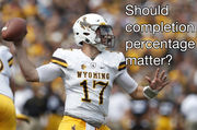 Should Josh Allen's completion percentage matter in NFL Draft 2018? Grading first-round quarterbacks since 2008