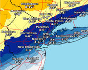 N.J. weather: Here's what 13 forecasters say will happen with nasty weekend winter storm