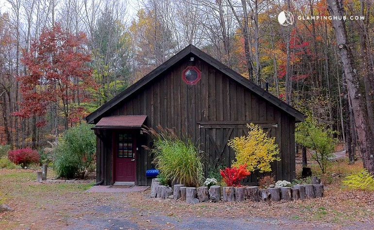 Glamping in Upstate NY: 15 cozy cabins, cottages to visit this