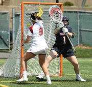 UMass women's lacrosse clinches A-10 regular season title with 21-6 win over Duquesne (photos)