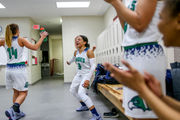 Scores, photos from Day 2 of the high school girls basketball semifinals