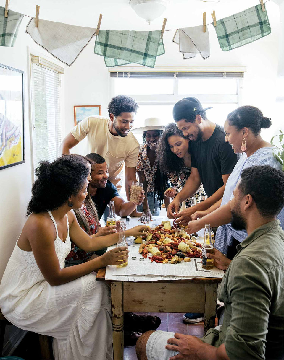 Celeb Siblings The Smolletts Cook Perform At Essence Fest Nolacom