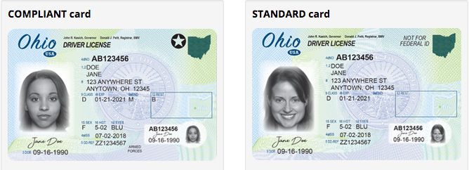 What You com New Driver's Cleveland Compliant Licenses Will Ohio's Documents Need