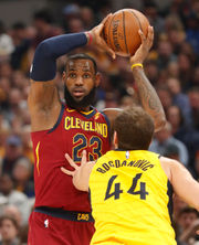 Cleveland Cavaliers show heart in comeback victory -- Terry Pluto (photos)