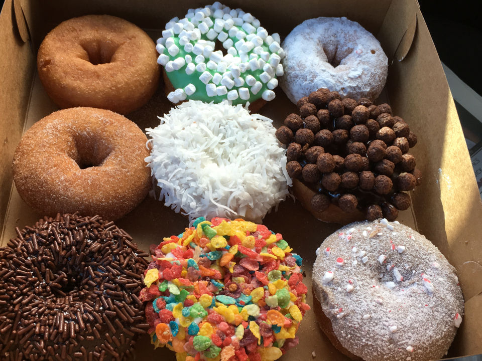 N J 's best doughnuts: The 25 sweetest spots across the state | NJ com