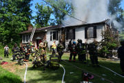 Warren County home gutted in afternoon fire (PHOTOS)