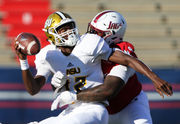 South Alabama routs Alabama State 45-7 to snap 3-game losing streak