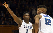 NBA Mock Draft 2019: Who goes No. 2 to Knicks behind Duke's Zion Williamson? Ja Morant, R.J. Barrett or Cameron Reddish?