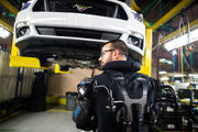 Ford plant workers outfitted with exoskeleton vests after successful pilot program