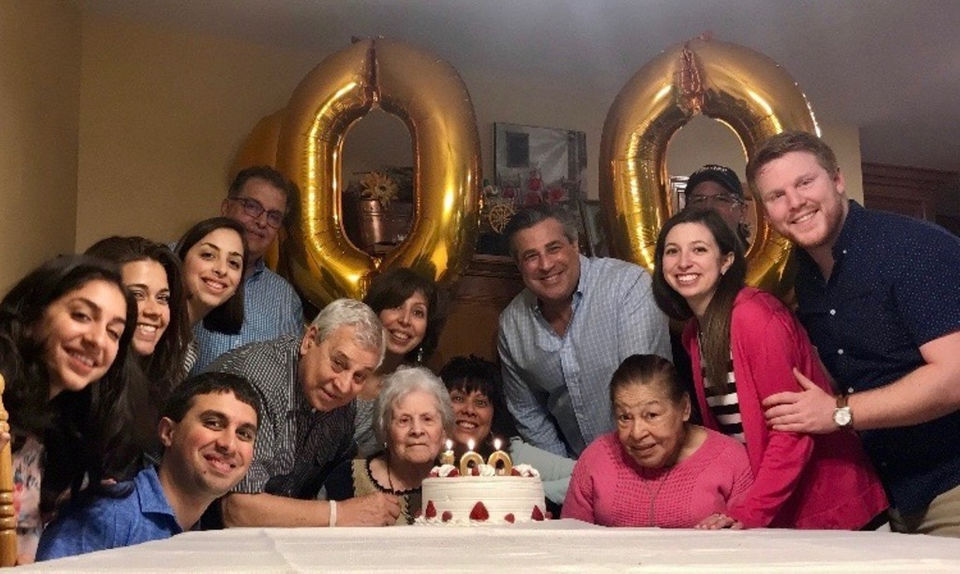 Castleton Corners resident has name added to elite list of centenarians