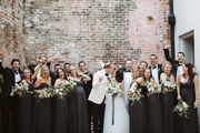 Falling in love in New Orleans, a couple returns to have sensational wedding